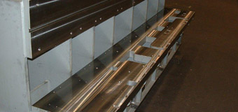 Precision Cnc Milling Services Of A Large Steel Base Frame Metro