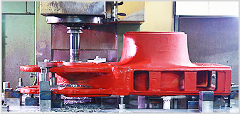 Precision CNC Machining of Large Bore Components